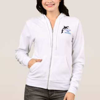 Orca Whale: Protect Our Oceans! Hoodie