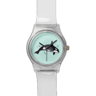 Orca Whale Wrist Watches