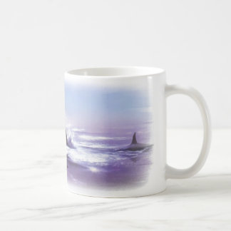 """Orcas"" coffee mug"