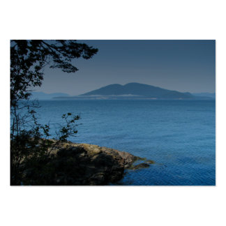 Orcas Island Pack Of Chubby Business Cards