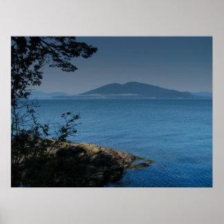 Orcas Island Poster