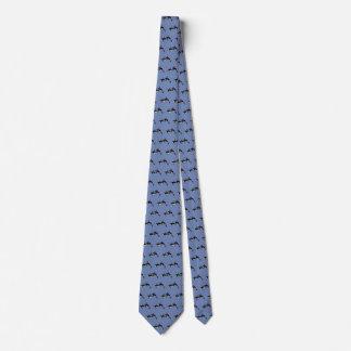 Orcas Neck Tie