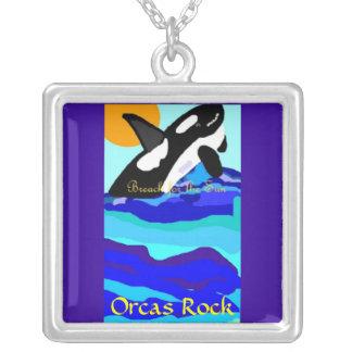 Orcas Rock Necklaces