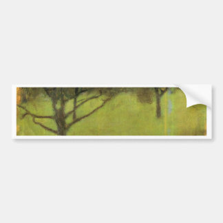 Orchard Cool Bumper Sticker