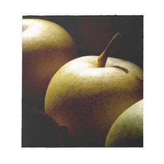 Orchard Fresh Fruit Notepad