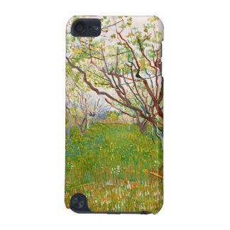 Orchard in Bloom Vincent van Gogh fine art iPod Touch (5th Generation) Case