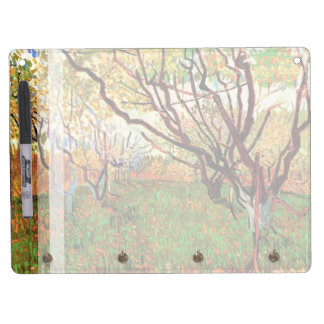 Orchard in Blossom, Vincent van Gogh Dry-Erase Board