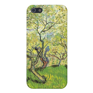 Orchard in Blossom, Vincent van Gogh iPhone 5 Covers
