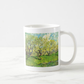 Orchard in Blossom Vincent van Gogh Mugs
