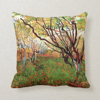 Orchard in Blossom Vincent van Gogh Pillows