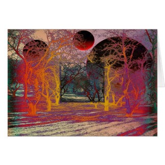 Orchard Series # 30 Card