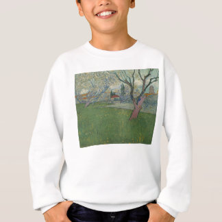 Orchards in Blossom View of Arles by Van Gogh Sweatshirt