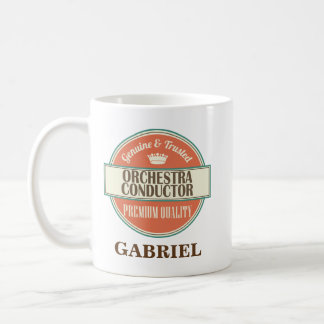 Orchestra Conductor Personalized Mug Gift
