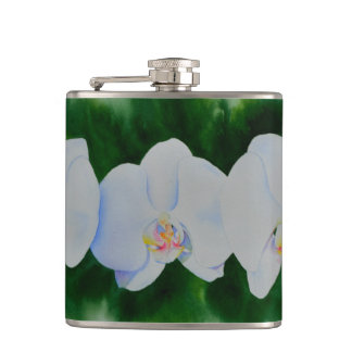 Orchid 3 flasks