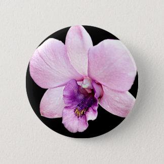 Orchid 6 Cm Round Badge