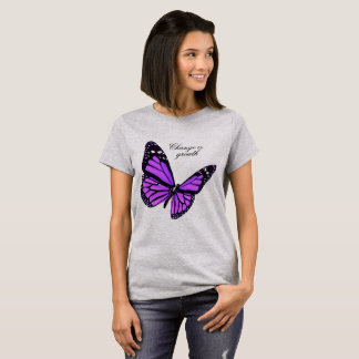 Orchid Butterfly T-shirt