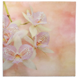 Orchid - Caulocattleya - The twinkle in my eye Napkin