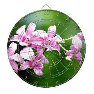 orchid dartboard