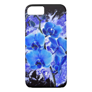 Orchid flower plant iPhone 8/7 case