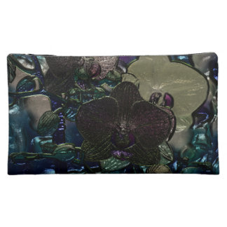 Orchid Garden Cosmetic Bag