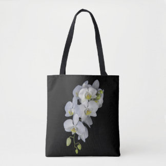 Orchid Garland All Over Print Bag