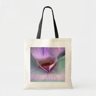 Orchid Grocery Tote