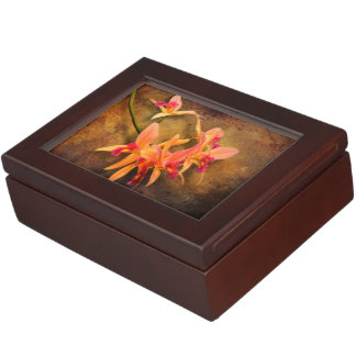 Orchid - Laelia - It's showtime Keepsake Box