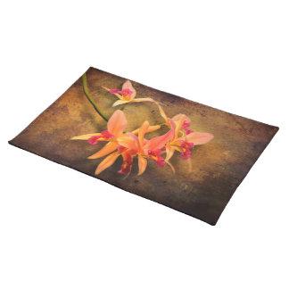 Orchid - Laelia - It's showtime Placemat