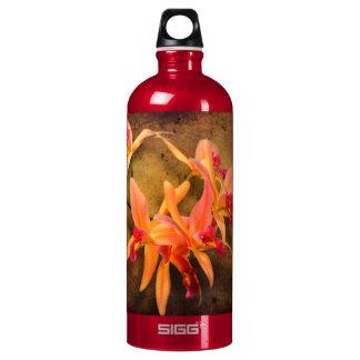 Orchid - Laelia - It's showtime Water Bottle