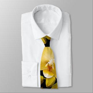 Orchid lovers black tie