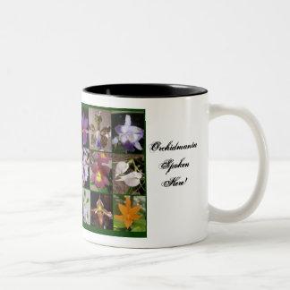 Orchid Lover's Mug