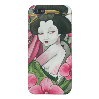 """""""Orchid Mantis"""" iPhone 5 Cases"""