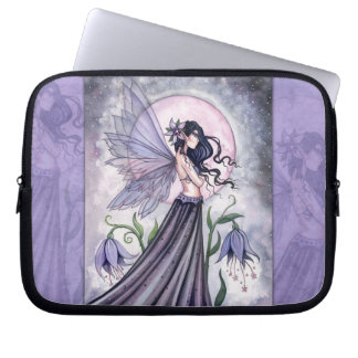 Orchid of the Night Fairy Laptop Sleeve