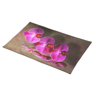 Orchid - Phalaenopsis - The moth orchid Placemat