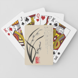 Orchid Playing Cards