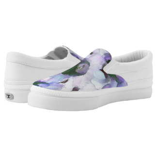 Orchid Spa Printed Shoes