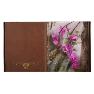 Orchid - Tropical Passion iPad Folio Covers