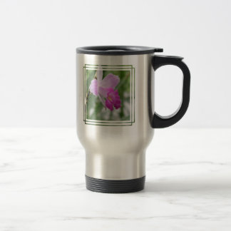 Orchid Types Stainless Travel Mug
