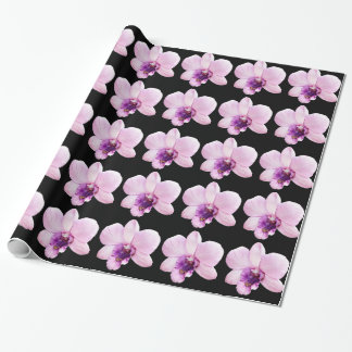 Orchid Wrapping Paper