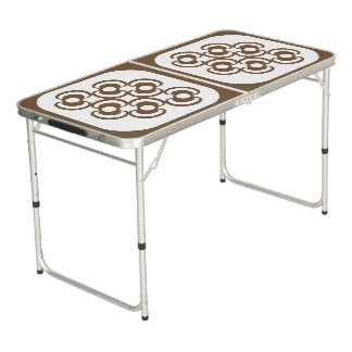 Orchideas (white) / Pong Table