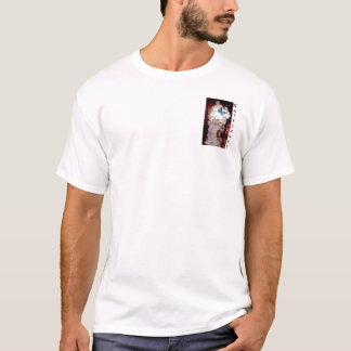 Orchids and Butterflys T-Shirt