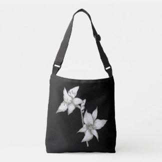 Orchids Crossbody Bag
