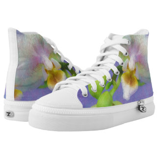 Orchids High Tops