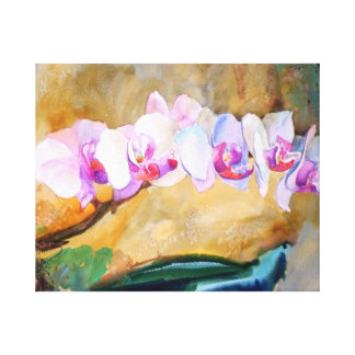 Orchids  Print from the Watercolor Painting