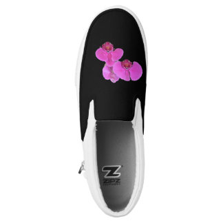 Orchids Printed Shoes