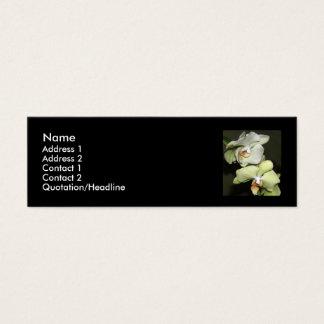 Orchids Profile Card