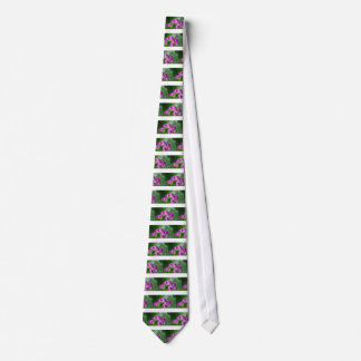 orchids tie