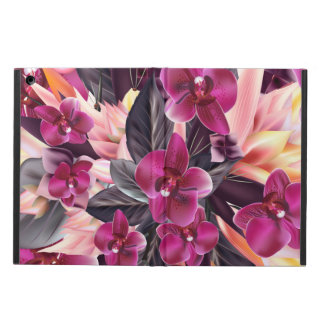 Orchids. Tropical design with beautiful flowers iPad Air Case