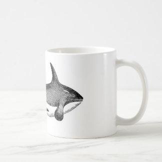 Orcinus orca coffee mug