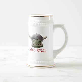 Orcs Rule! Coffee Mug